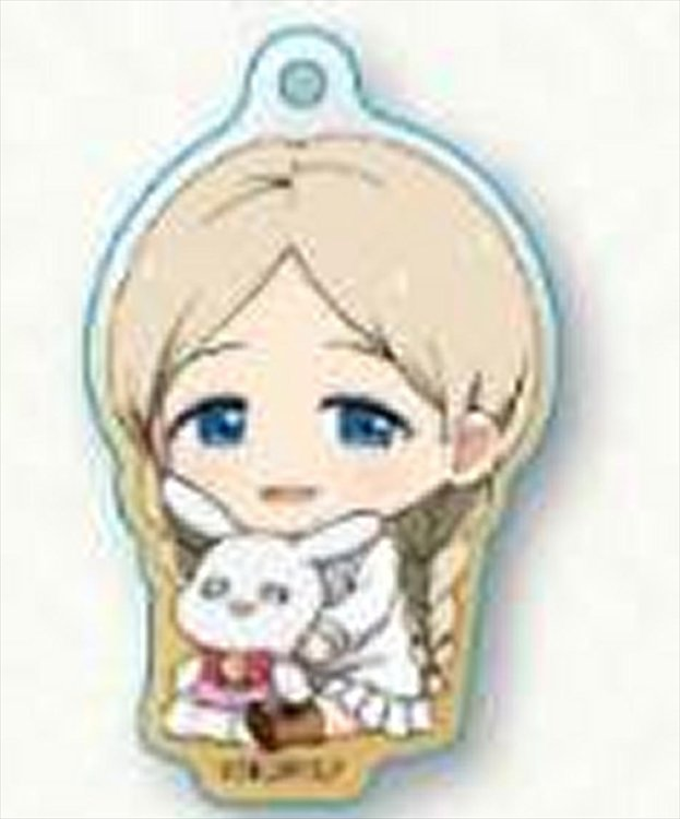 The Promised Neverland - Anna Keychain