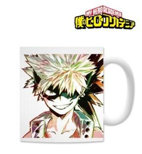 My Hero Academia - Bakugou Katsuki Color Mug