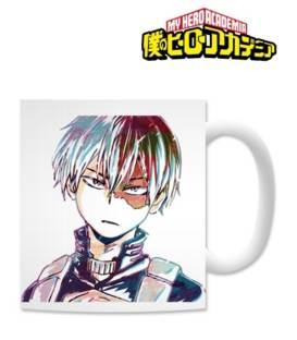 My Hero Academia - Shoto Todoroki Color Mug