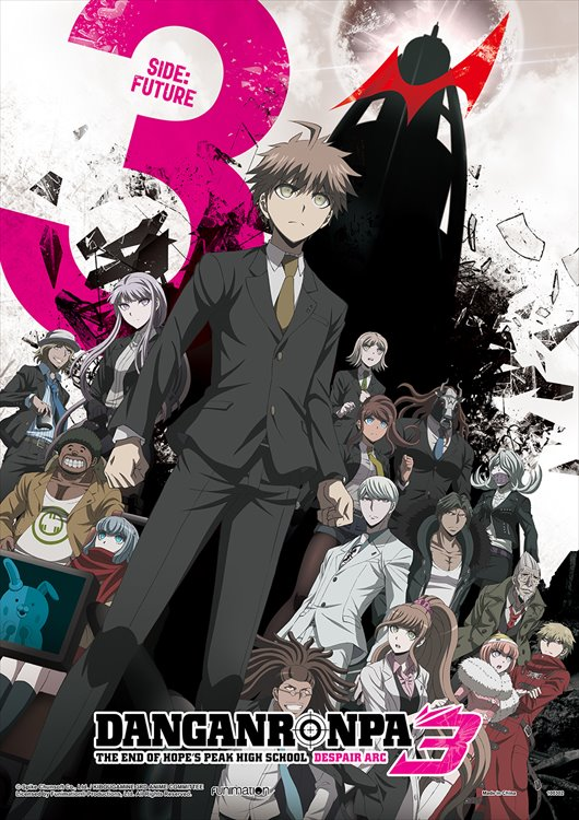 Dangan Ronpa 3 - Future Side Wallscroll
