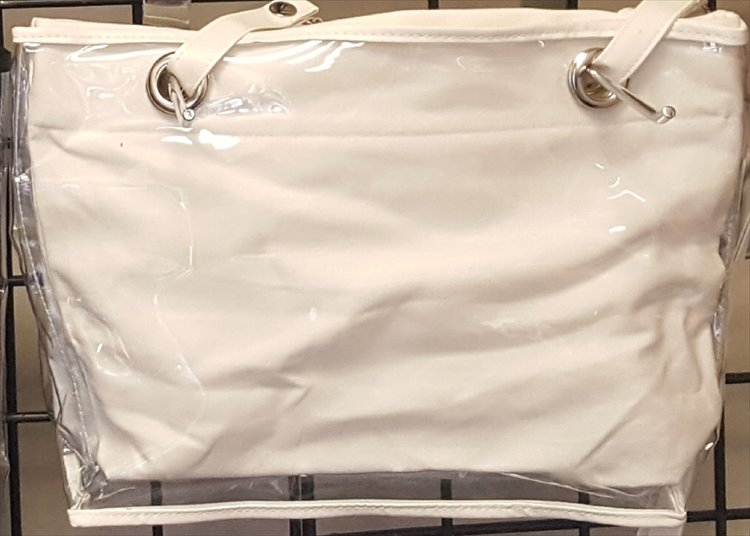Aniji Itabag - White Medium Tote Bag