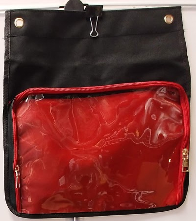 Aniji Itabag - Changable Messenger Bag Flap Red