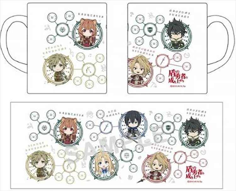 The Rising Of The Shield Hero - Mug