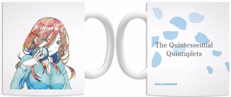 The Quintessential Quintuplets - Miku Ani-art Mug