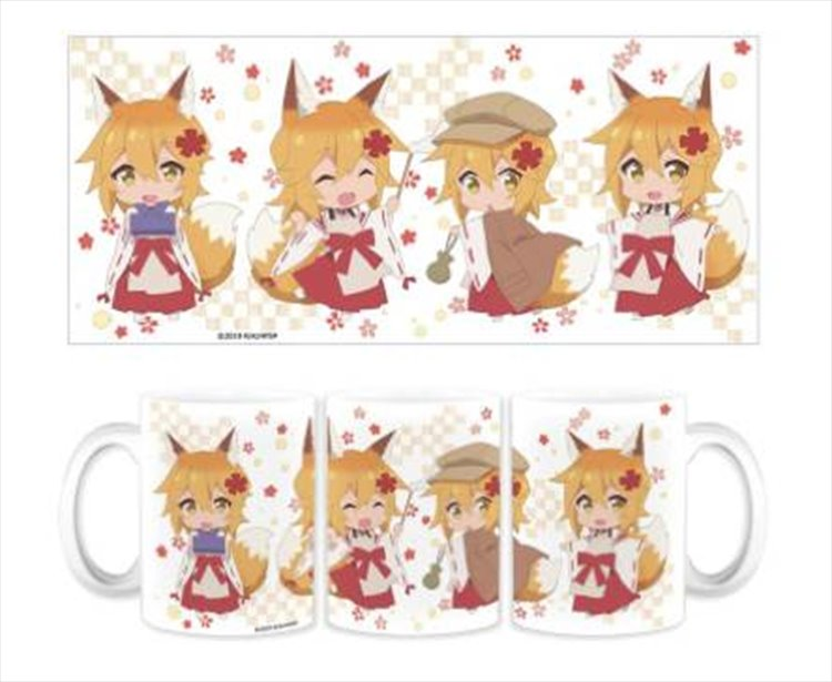The Helpful Fox Senko-san - Mug