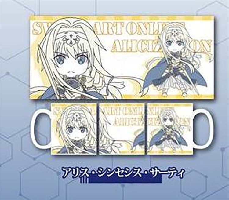 Sword Art Online Alicization - Alice Mug