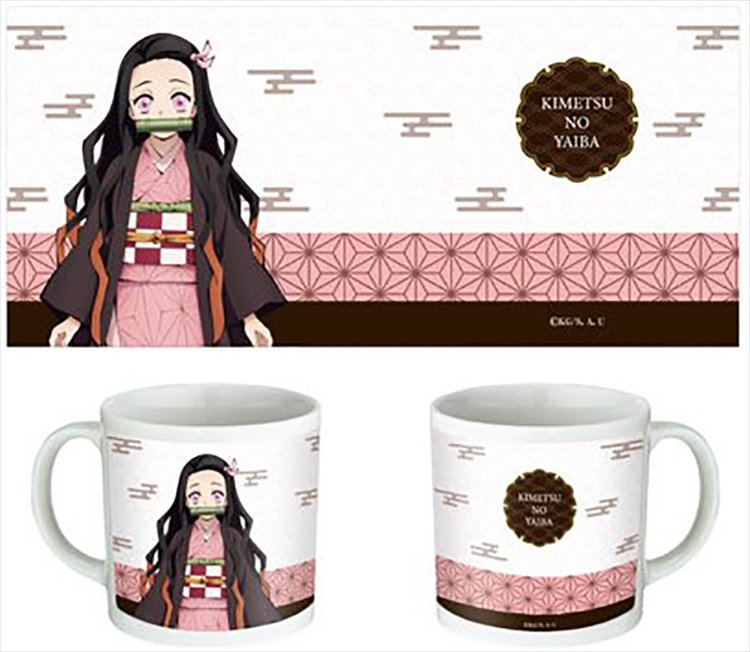 Demon Slayer - Nezuko Kamado Mug Re-Release