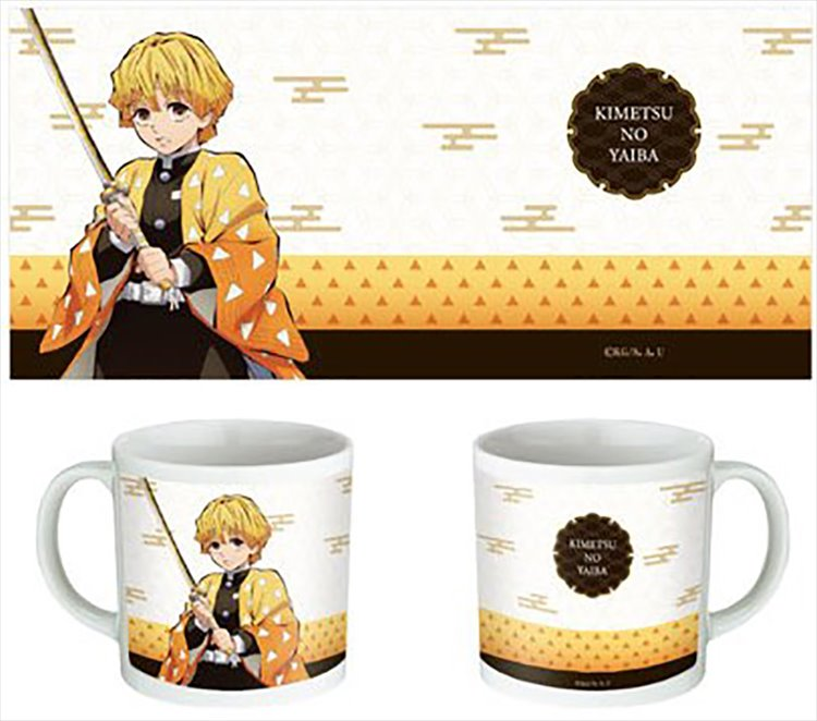 Demon Slayer - Denitsu Agatsuma Mug Re-Release