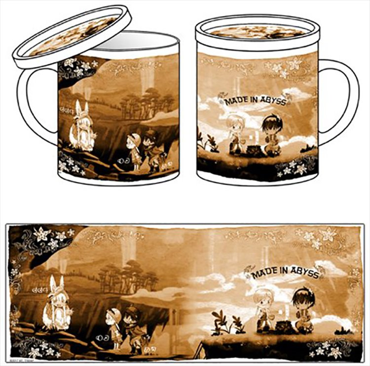 Made in Abyss - Mug Re-release