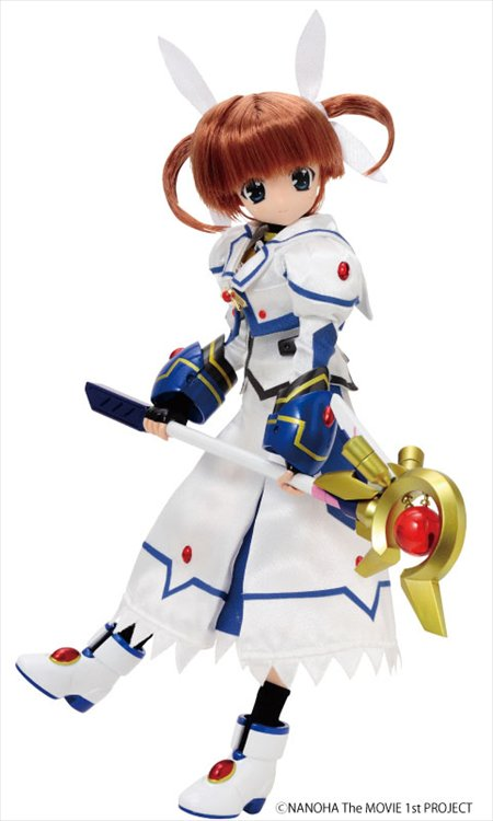 Magical Girl Lyrical Nanoha Striker S 1st Movies - Nanoha Doll