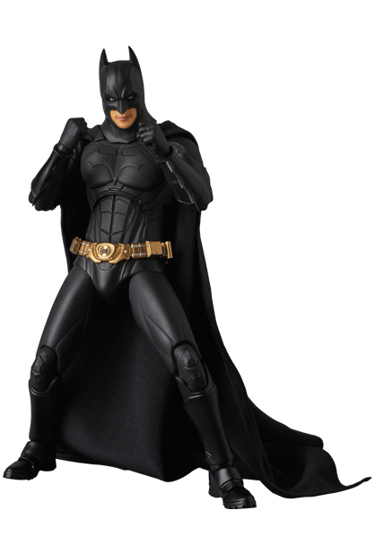 Batman Begins - Batman Mafex Figure