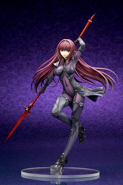 Fate Grand Order - 1/7 Lancer Scathach Ques Q ver PVC Figure