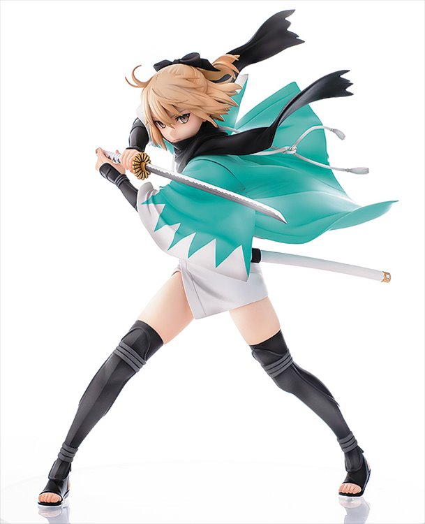 Fate Grand Order - 1/7 Saber Souji Okita PVC Figure Re-release