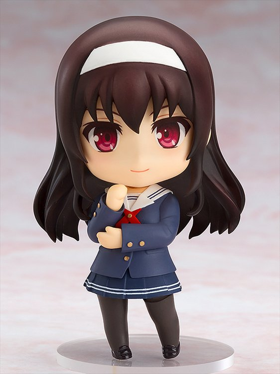 How to Raise a Boring Girlfriend - Utaha Kasumigaoka Nendoroid
