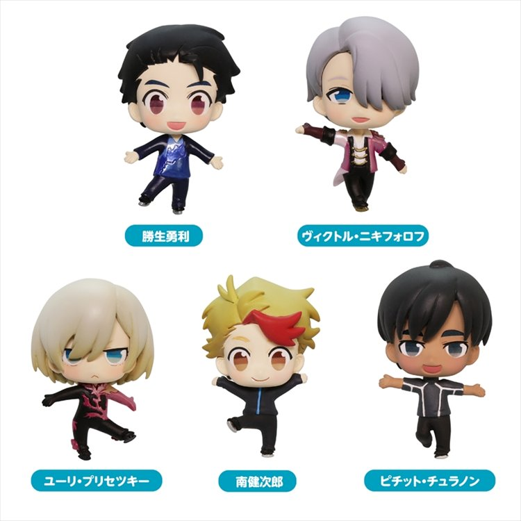 Yuri On Ice - Collection Figures Set of 5