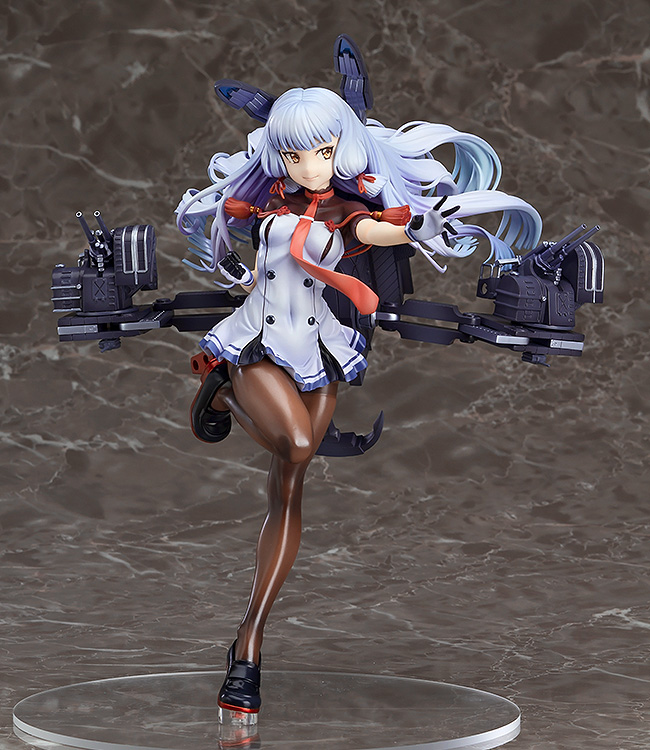 Kantai Collection - 1/8 Murakumo Kai II PVC Figure
