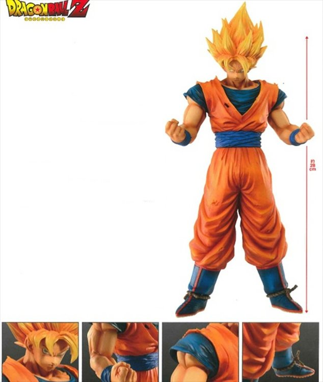 Dragon Ball Z - Goku Grandista Prize Figure