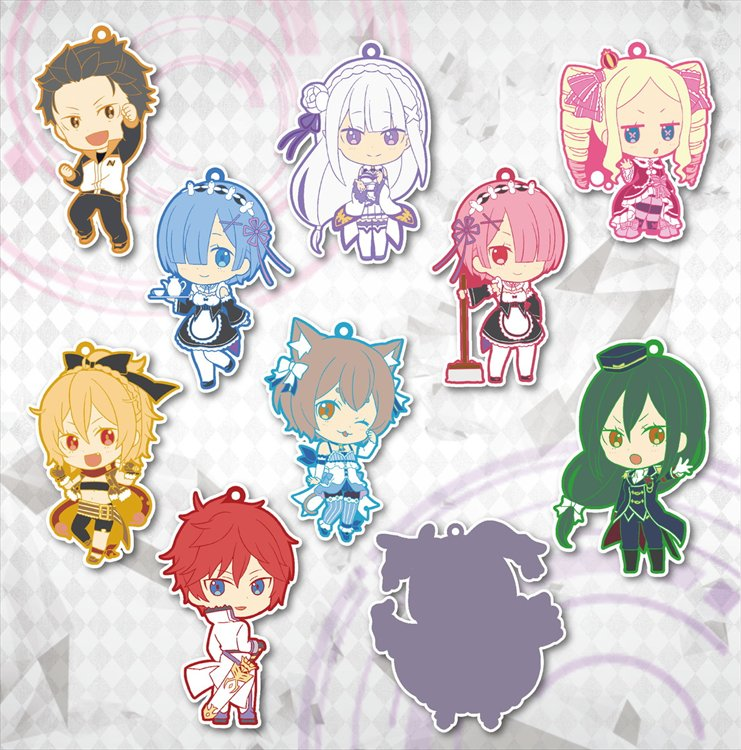 Re:Zero Starting Life in Another World - Toys Works Collection Niitengomu Single BLIND BOX