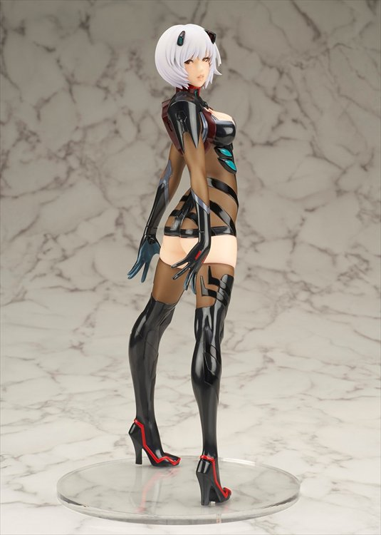 Evangelion New Theatrical Edition - Rei Ayanami PVC Figure