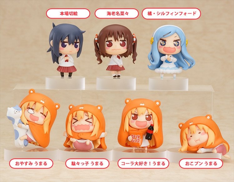 Himouto! Umaru-chan Trading Figures Single BLIND BOX (Re-Release)
