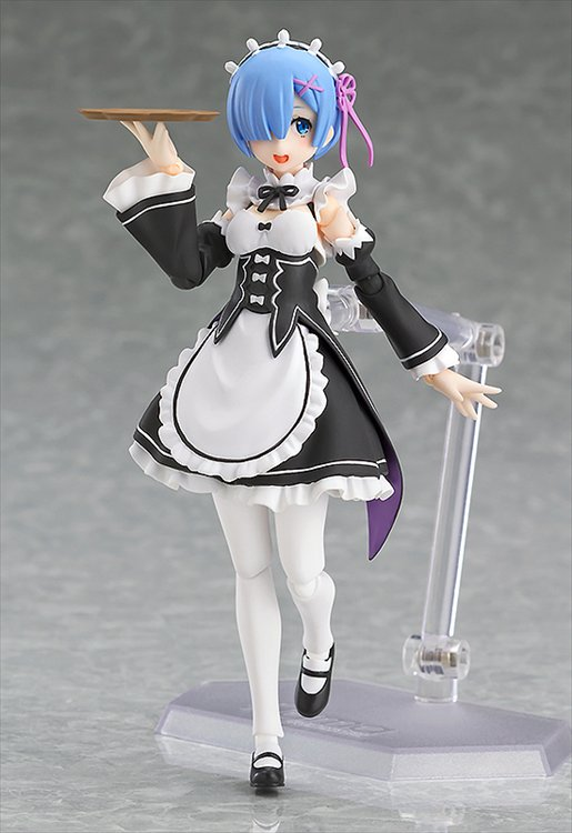 Re:ZERO -Starting Life in Another World - Rem Figma