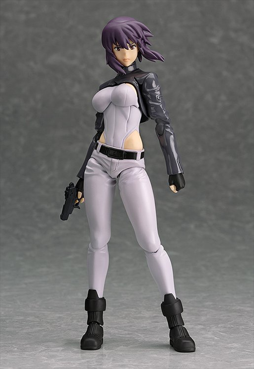 GHOST IN THE SHELL STAND ALONE COMPLEX - Motoko Kusanagi: S.A.C.ver. Figma (Re-Release)