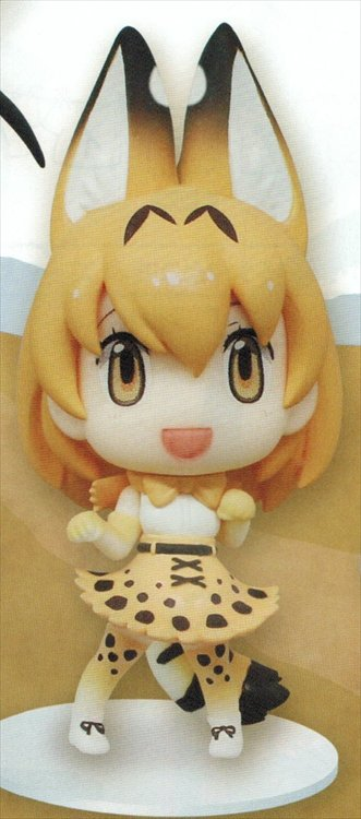 Kemono Friends - Serval Mini Figure