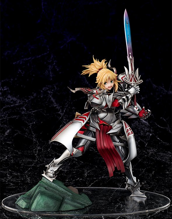 "Fate/Apocrypha - Saber of ""Red\"" [Mordred] 1/8 PVC Figure"