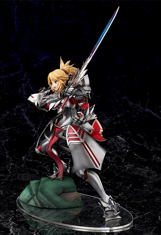 "Fate/Apocrypha - Saber of ""Red"" [Mordred] 1/8 PVC Figure"