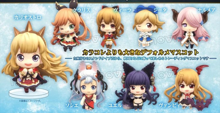 Granblue Fantasy Color Colle DX - Single BLIND BOX