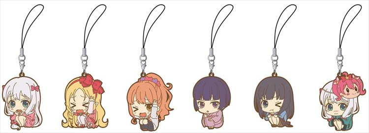 Eromanga Sensei - Rubber strap collection Single BLIND BOX