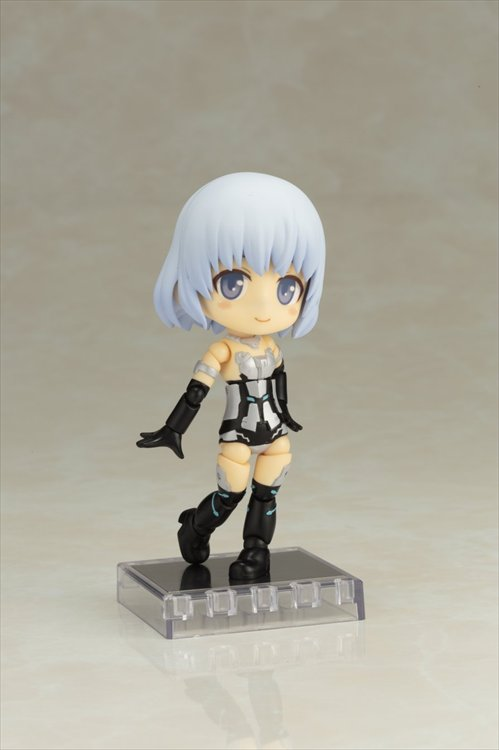 FRAME ARMS GIRL - MATERIA BLACK CU-POCHE ACTION FIGURE