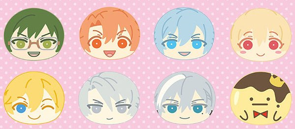 Idolish 7 - Nigi Nigi Mascot Part 2 Single BLIND BOX