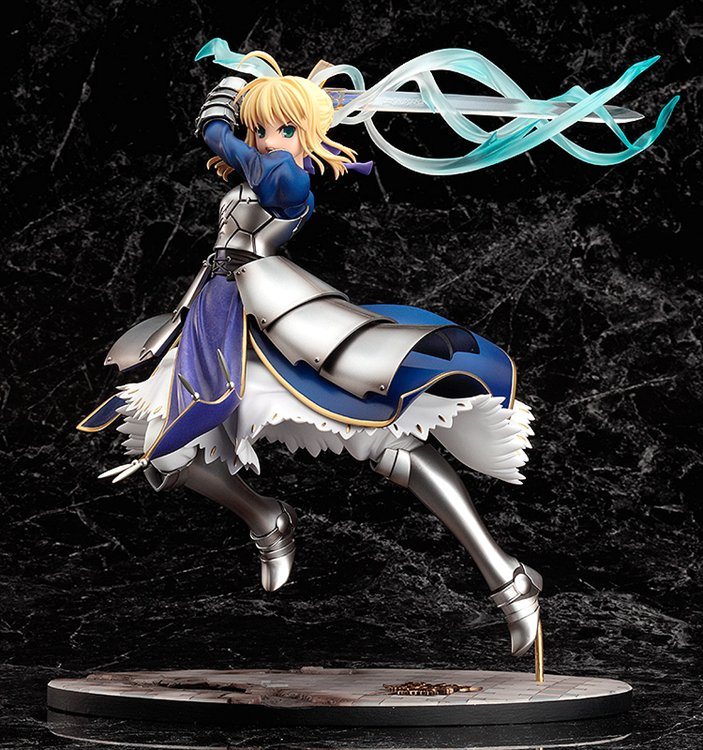 Fate/Stay Night - Saber -Triumphant Excalibur- 1/7 PVC Figure (Re-release)