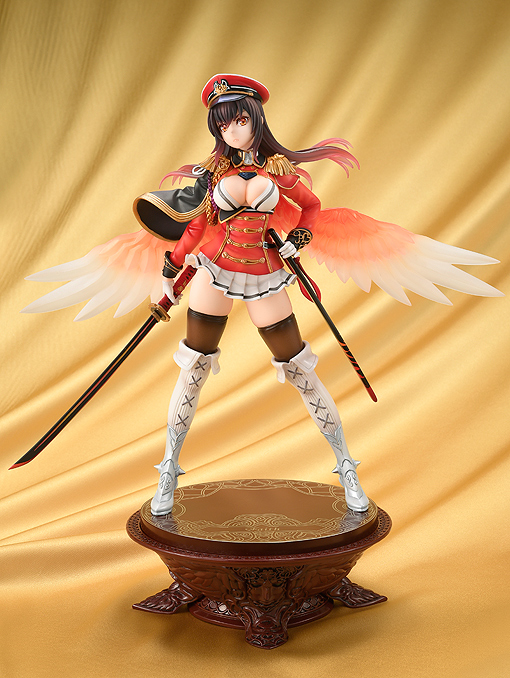 The Seven Heavenly Virtues:Faith - Michael [Limited Glow Base ver.] 1/8 PVC Figure (Hobby JAPAN Exclusive)