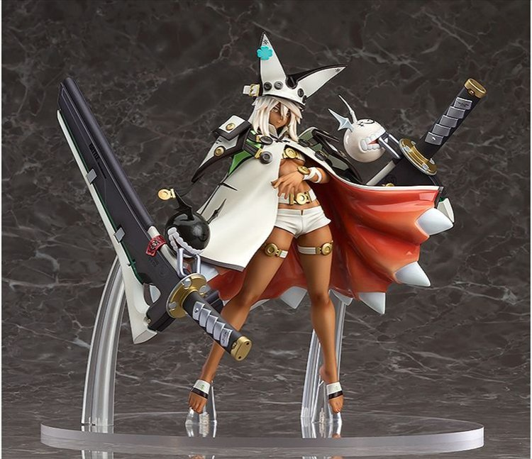 GUILTY GEAR Xrd -REVELATOR - 1/7 Ramlethal PVC Figure