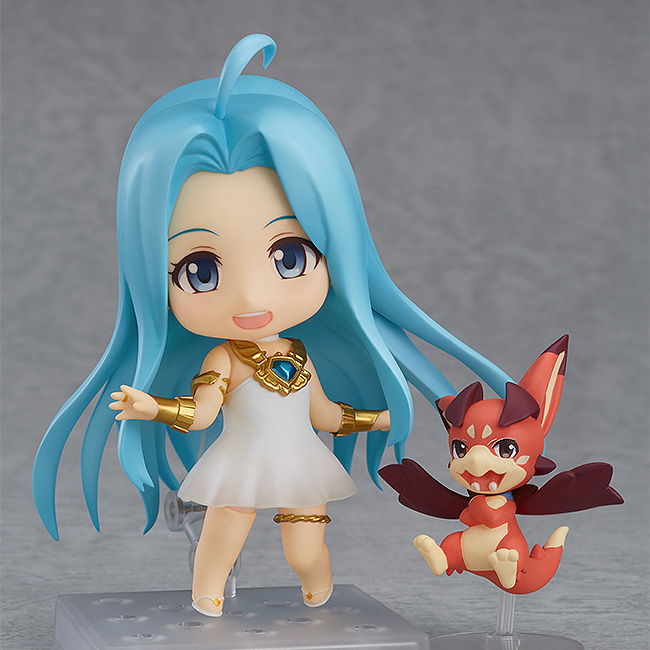 Granblue Fantasy The Animation -Lyria and Vyrn Nendoroid