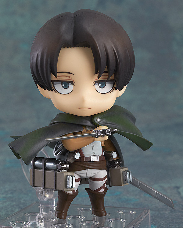 Attack on Titan - Levi Ackerman Nendoroid Re-Release