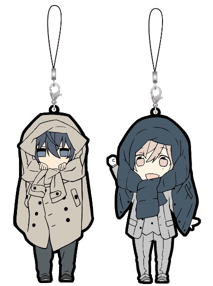 Ten Count - Toysworks Collection Niitengo SisterS Rubber Strap Set of 2
