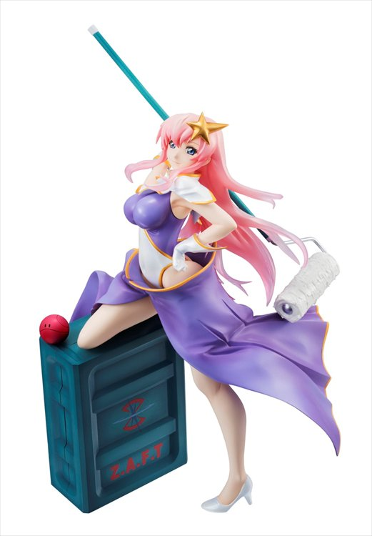 Gundam Seed - GGG Nose Art Realize Meer Campbell PVC Figure