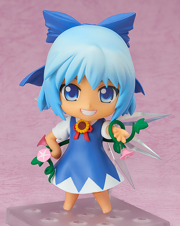 Touhou Project - Suntanned Cirno Nendoroid