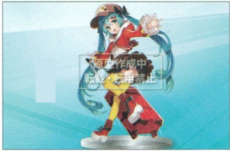 Vocaloid - Hatsune Miku Autumn Casual Wear Ver. Prize Figure