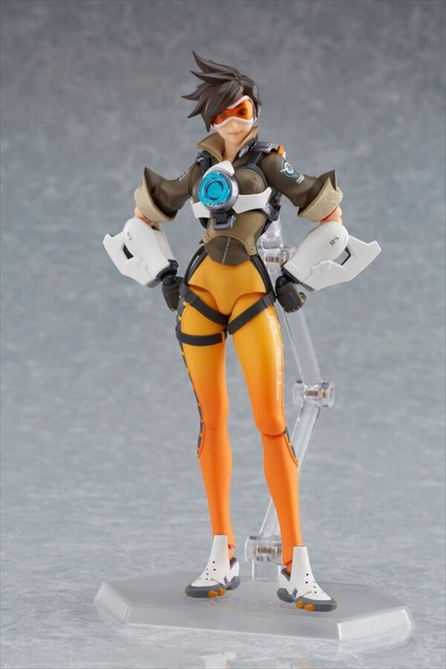 Overwatch - Tracer figma