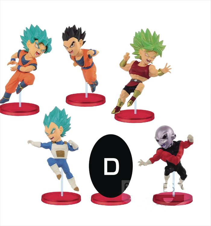 Dragon Ball Z - WCF Mystery Box Figure Collection Vol.9 SINGLE Figure