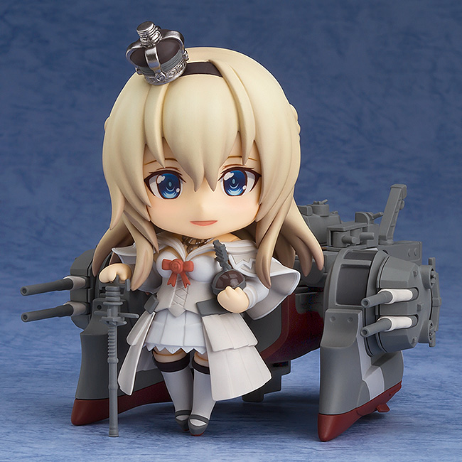 Kantai Collection - Warspite Nendoroid
