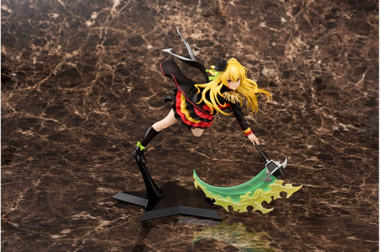 Idol Master The Movie - 1/7 Miki Hoshii Sleeping Beauty Ver. PVC Figure