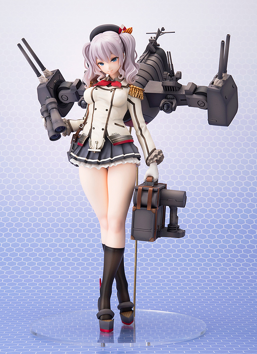 Kantai Collection Fleet Girls Collection - 1/7 Kashima PVC Figure