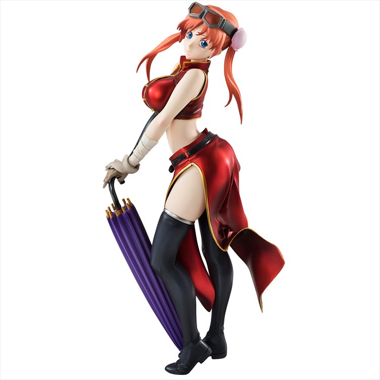 Gintama - Kagura 2 Years Later Ver. G.E.M Series PVC Figure