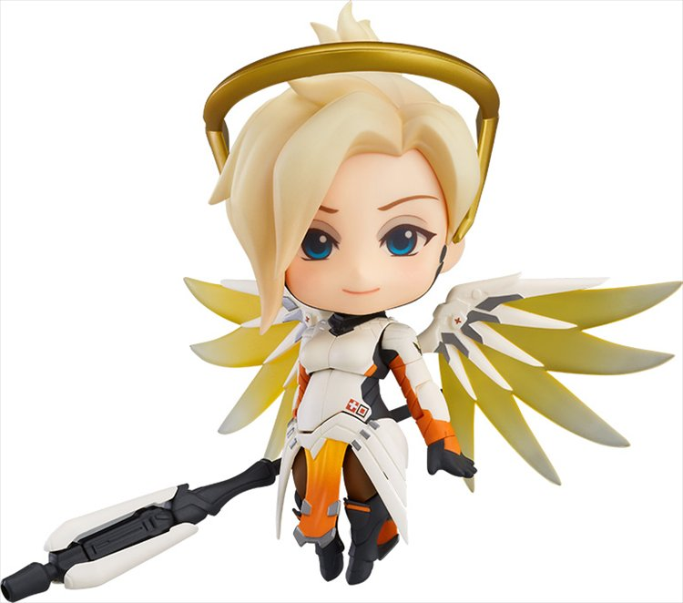 Overwatch - Mercy Classic Skin Edition Nendoroid