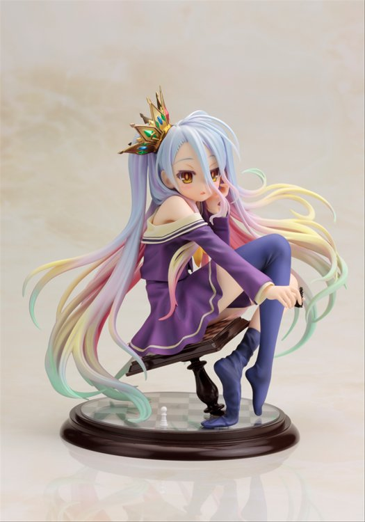 No Game No Life - 1/7 Shiro Kotobukiya Ver. PVC Figure Re-release